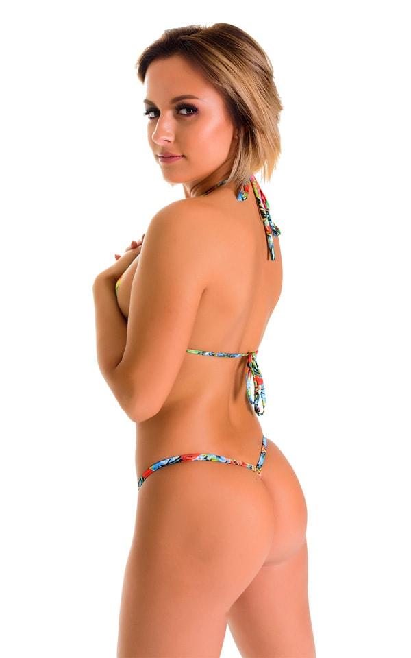G String Bikini in Super ThinSkinz Honolulu 2
