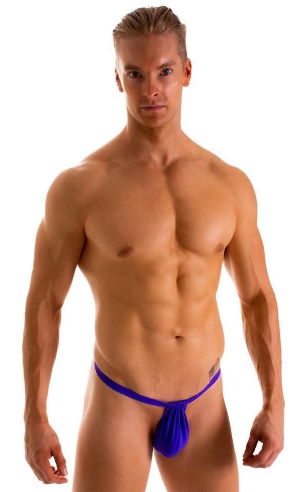 4-Way Adjustable Bikini-Tanga-Micro in Indaco 1