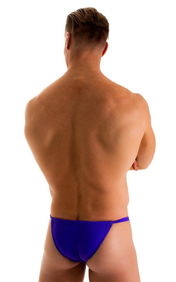 4-Way Adjustable Bikini-Tanga-Micro in Indaco 4