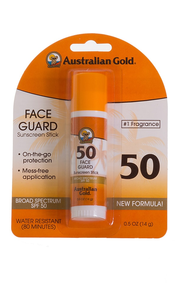 Australian Gold Sunblock Face Guard 1