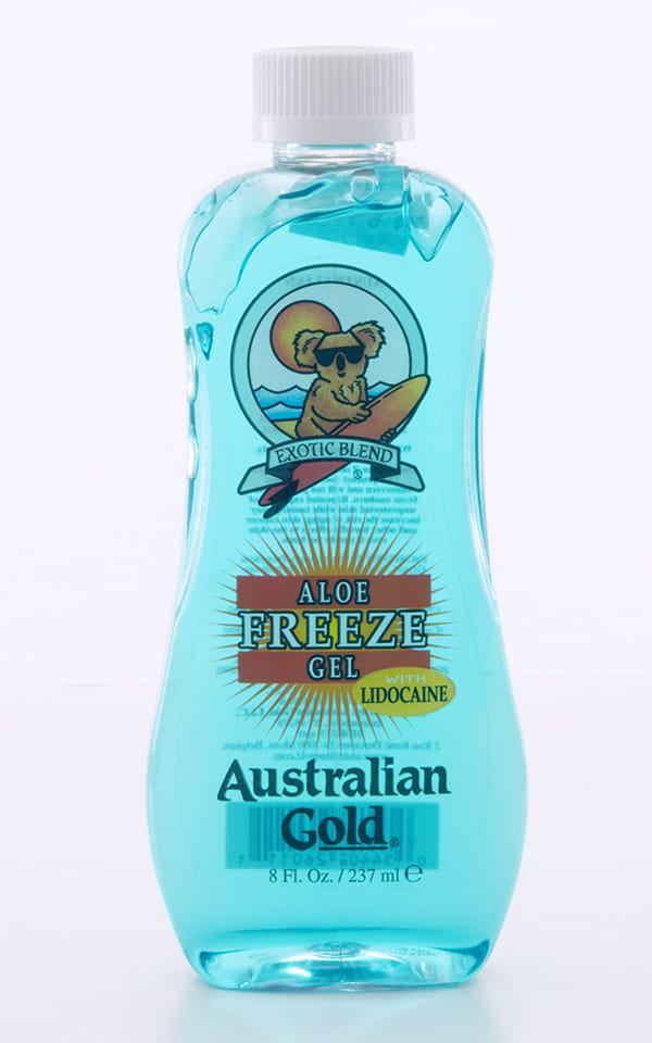 Australian Gold Aloe Freeze bottle