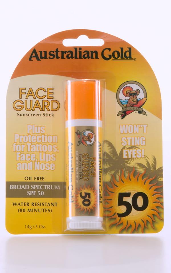 Australian Gold Sunblock Face Guard 1