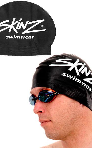 Latex-Swimcap Front