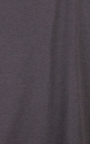 Baby Doll in Dark Heather Grey Cotton-Spandex 10oz Fabric