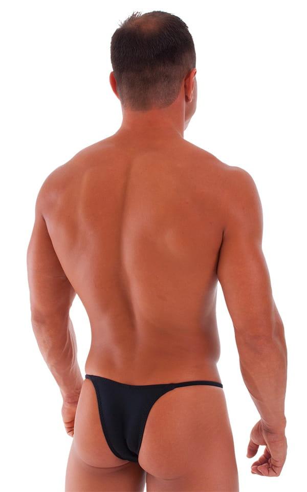 Sunseeker2 Tanning Swimsuit in Black 3