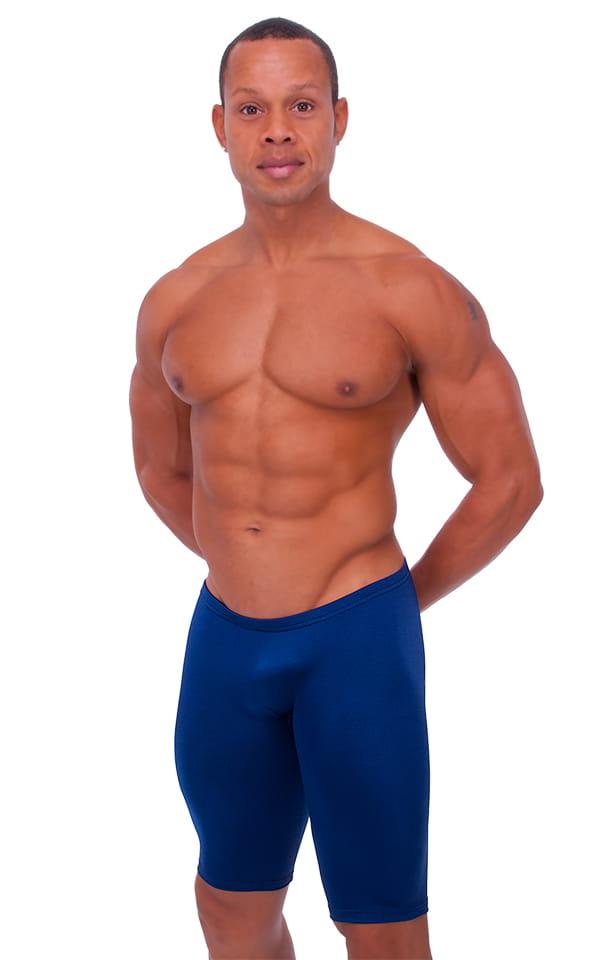 Extreme Lycra Jammer Shorts in Navy Blue 1