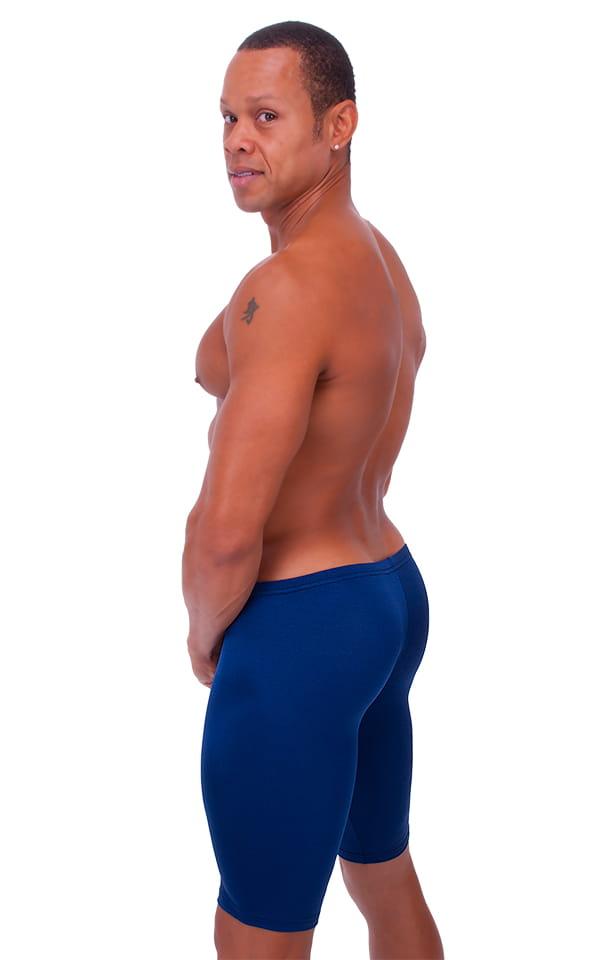 Extreme Lycra Jammer Shorts in Navy Blue 3