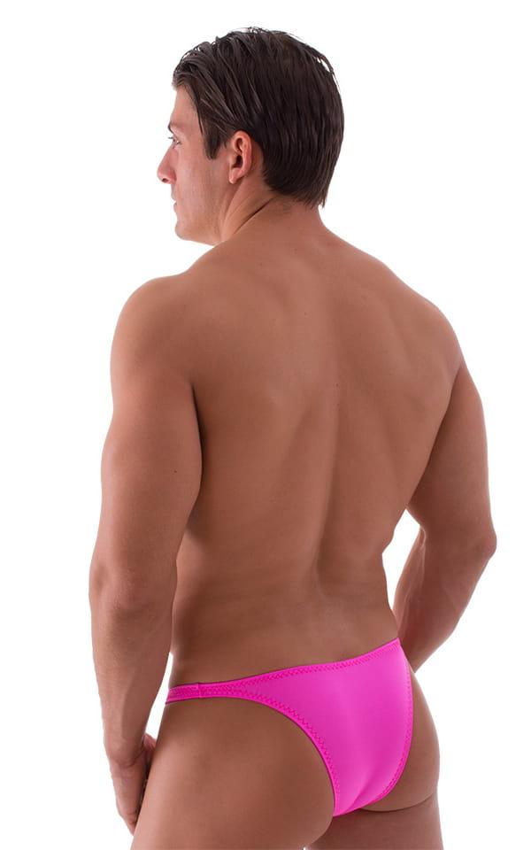 Rio Tanning Bikini Swimsuit in Hot Pink 3