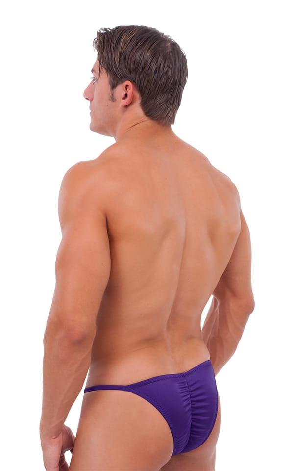 Mens-Scrunch-Butt-Half-Back-SwimsuitBack