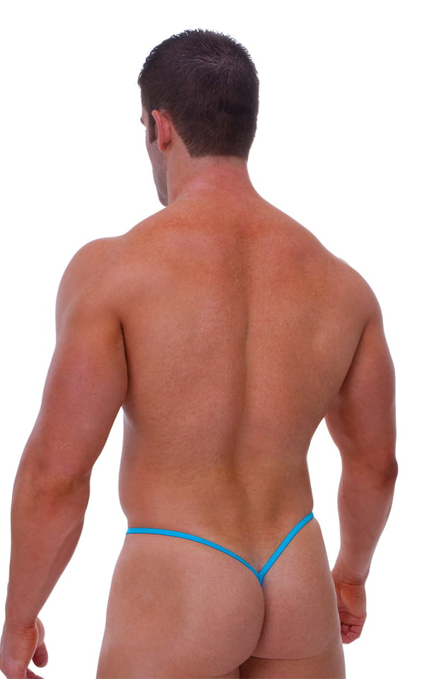 6562e47e4411e Y Back G String Swim Thong in Wet Look Turquoise