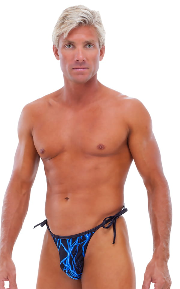 Skinz Men S Side Tie Swimsuit Thong
