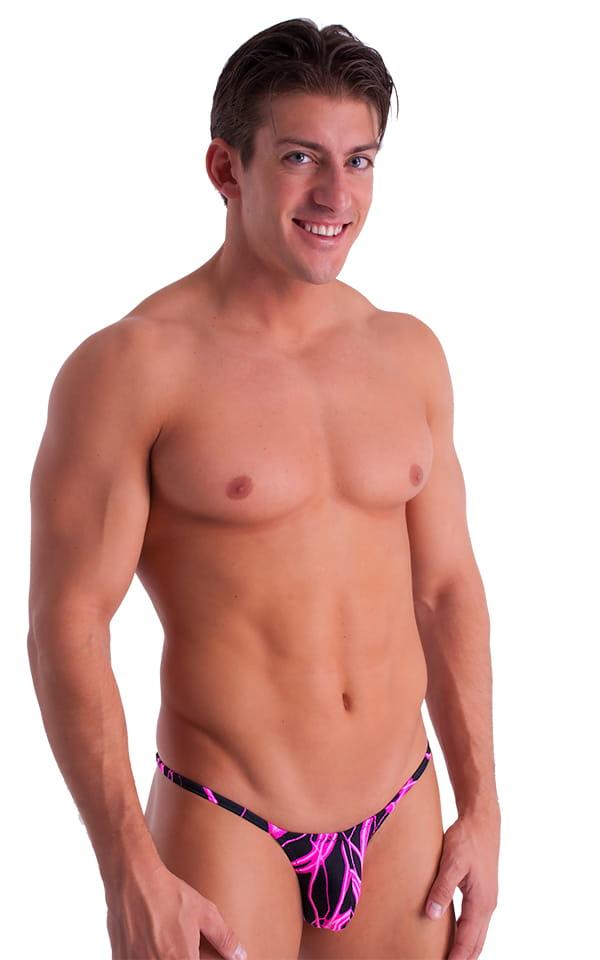 Someone mens micro bikini swimwear interesting
