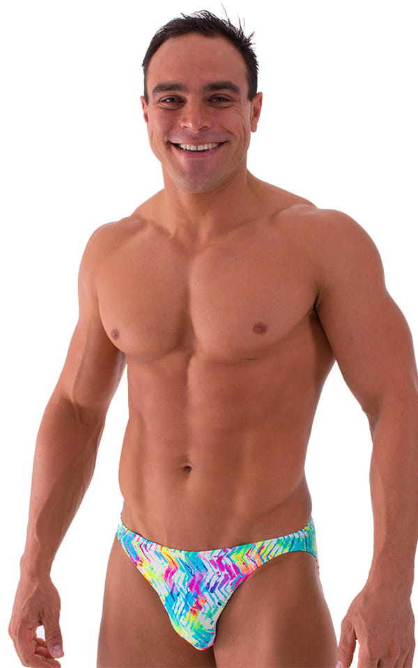 Anime Guy In Swim Trunks