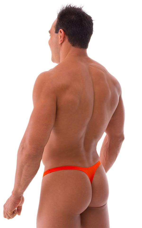 Mens Swimwear Bathing Suit T Back Thong Swimsuit For A Man