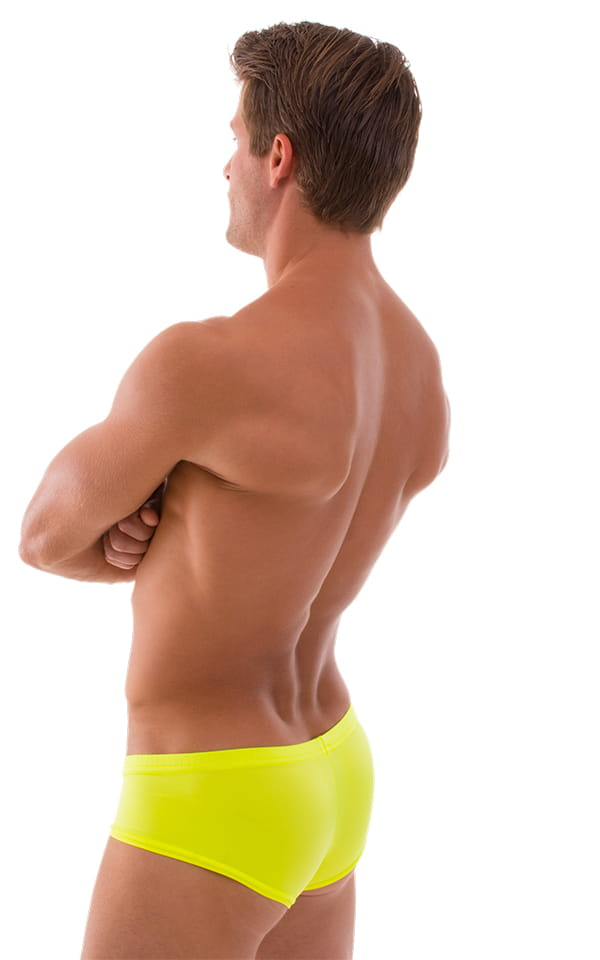 Mens-Square-Cut-Low-and-Fitted-Swim-TrunksBack