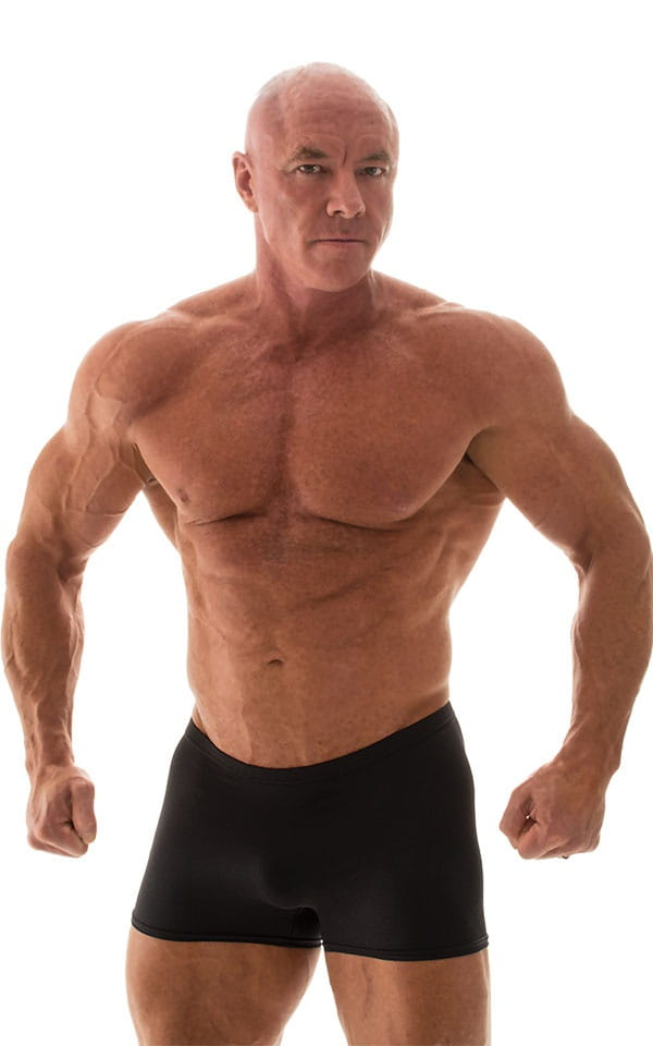 Posing NPC-IFBB Physique Classic Short in Black 1