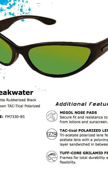 9fe24e752d8 Peppers Floating Polarized Sunglasses