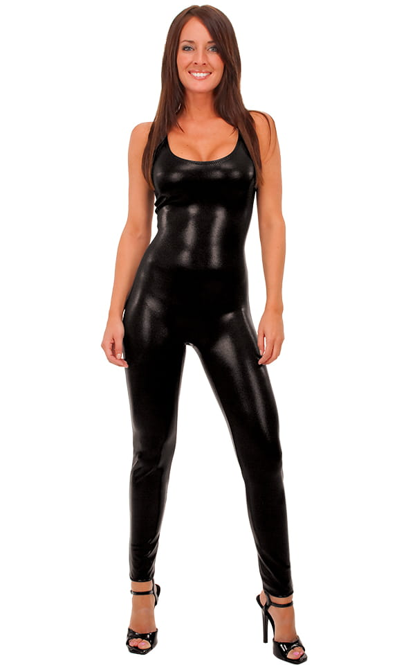 CamiCat-Catsuit-Bodysuit in Mystique Black on Black 1