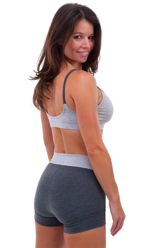 V Panel Gym Shorts 5
