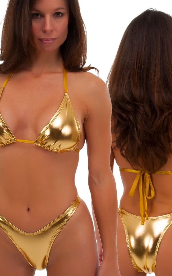 Liquid Gold Bikini 37