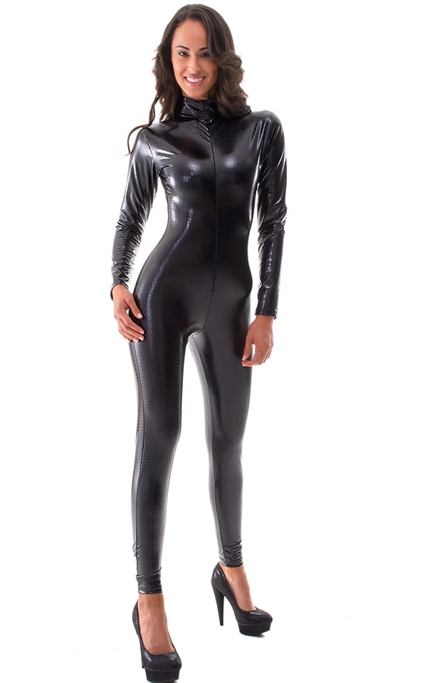 Catsuits-&-Bodysuits:-Sleeveless-Cami Front