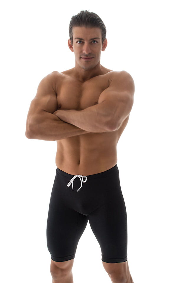 Competition Swim-Dive Jammers in Black 4