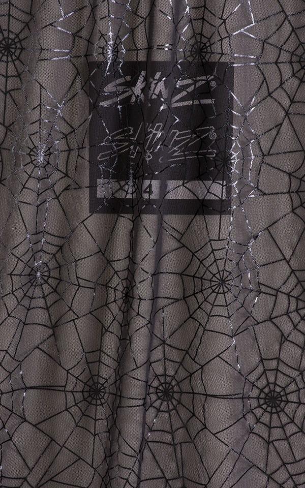 Black Spiderweb Mesh 3