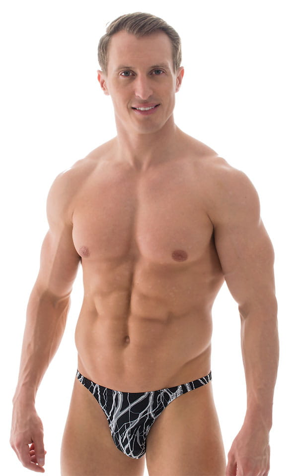 Mens-Bikini-Bathing-Suit-with-Smooth-Front Front