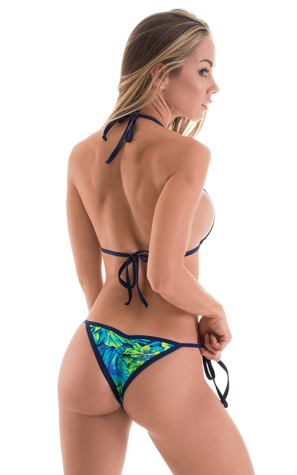 Inciter2 Bikini Top in Tahitian Rainforest 5