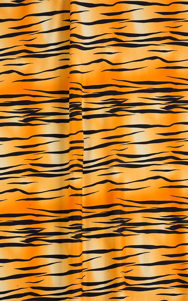 Sunseeker Micro Pouch Half Back Bikini in ThinSKINZ Jungle Kat Fabric