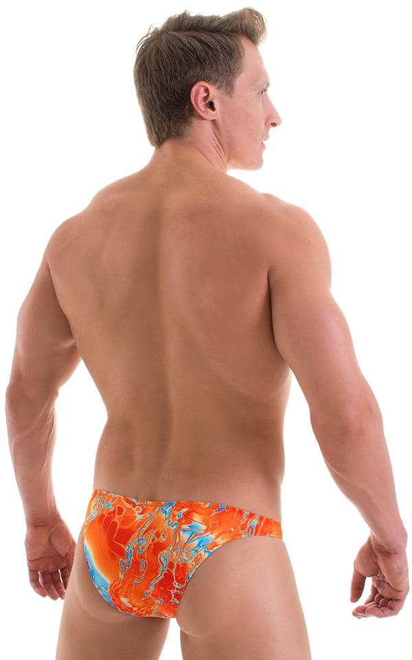 Enhancing Pouch Swim Brief in Vapor Wave 3