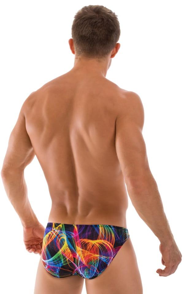 Micro sheer swim wear