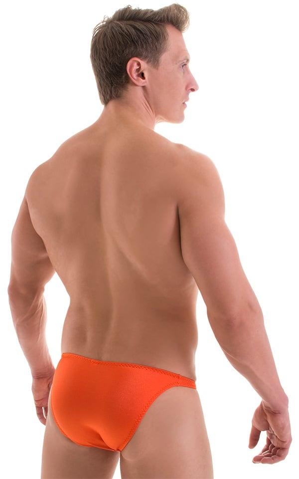 Smooth Front Bikini in Pumpkin 3