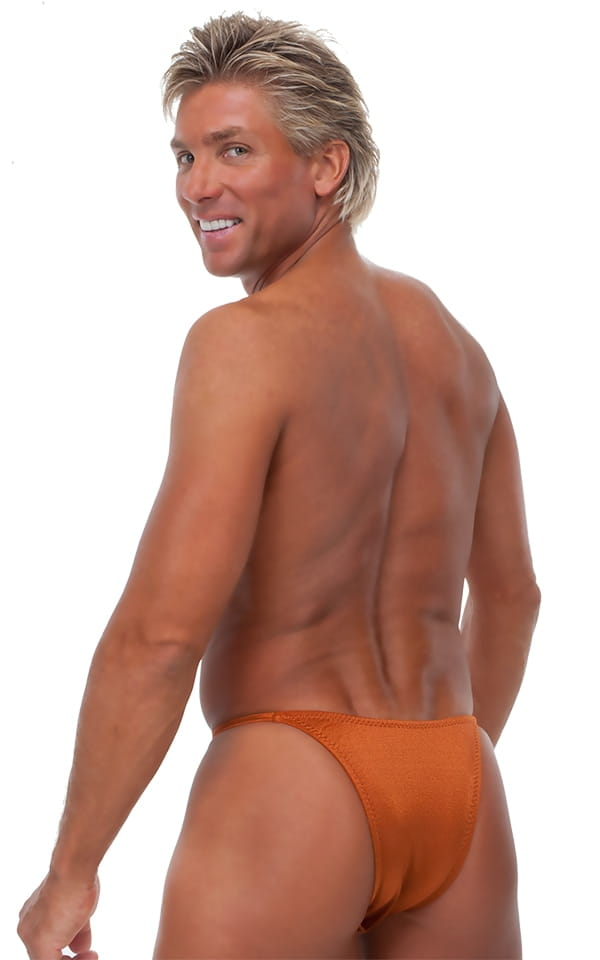 mens skinny side bikini swim suites