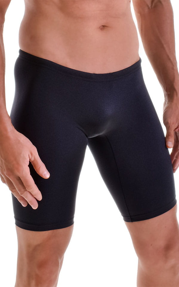 Swim-Dive Competition Watersports Shorts in Black 5