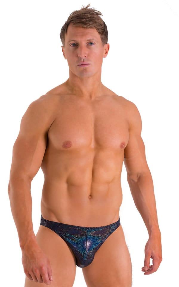 Bikini Brief Swimsuit in Nightsparkle 1