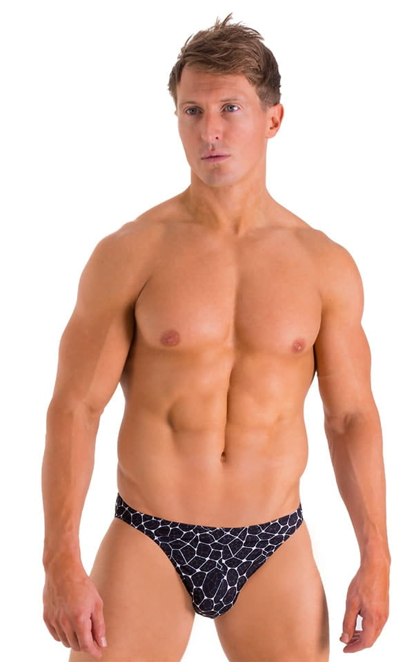 Bikini Brief Swimsuit in String Theory 1