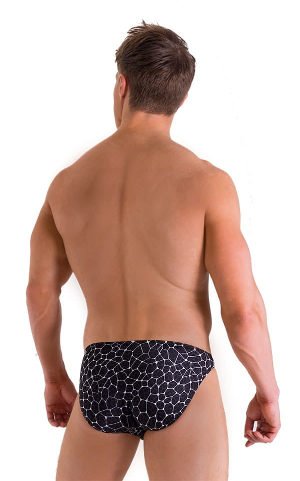 Bikini Brief Swimsuit in String Theory 3