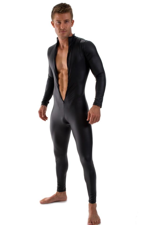 Mens Bodysuits Full Body Spandex Suits Lycra Bodysuit