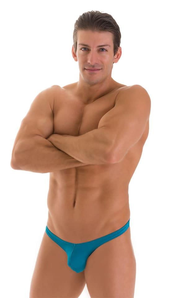 Tanga Cheekini Bikini in Mallard 1