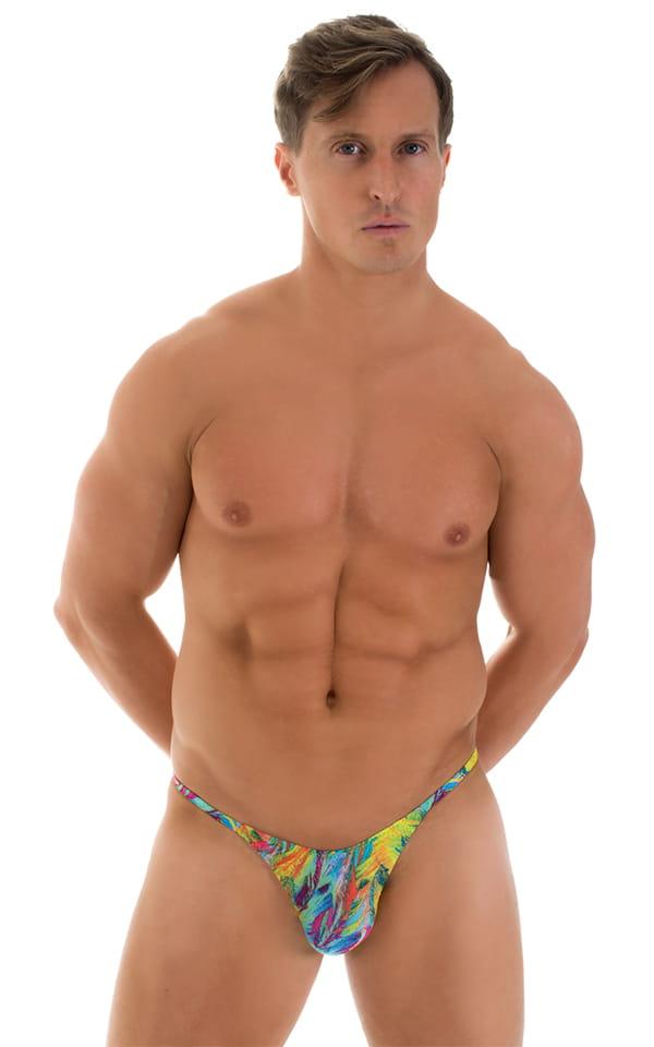 7f0b984acc Sunseeker2 Tanning Swimsuit in Super ThinSKINZ Quill | Skinzwear.com