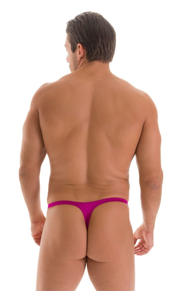 Quick Release Thong - Bravura Pouch in Magenta 2