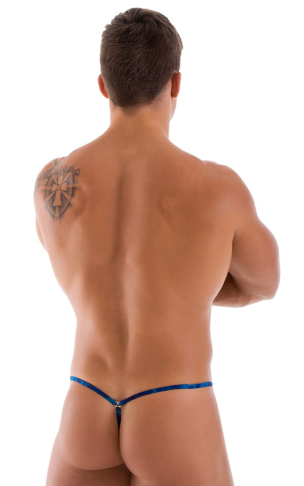 mens micro adjustable g string back