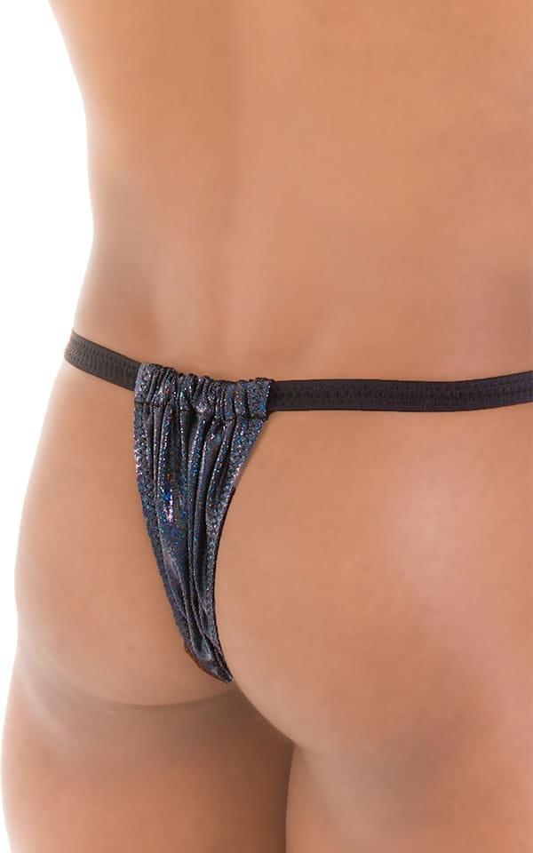 4-Way Adjustable Bikini-Tanga-Micro in Night Sparkle 8
