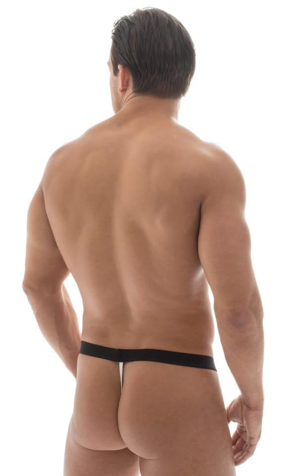 Buy Men's Underwear Boxer Briefs Swimsuit Shorts Lycra Plus Size Club Erotic Wear Casual Pouch Bikin
