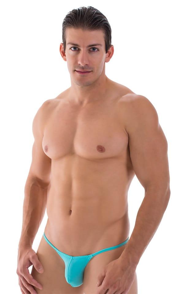 mens micro pouch bikini front