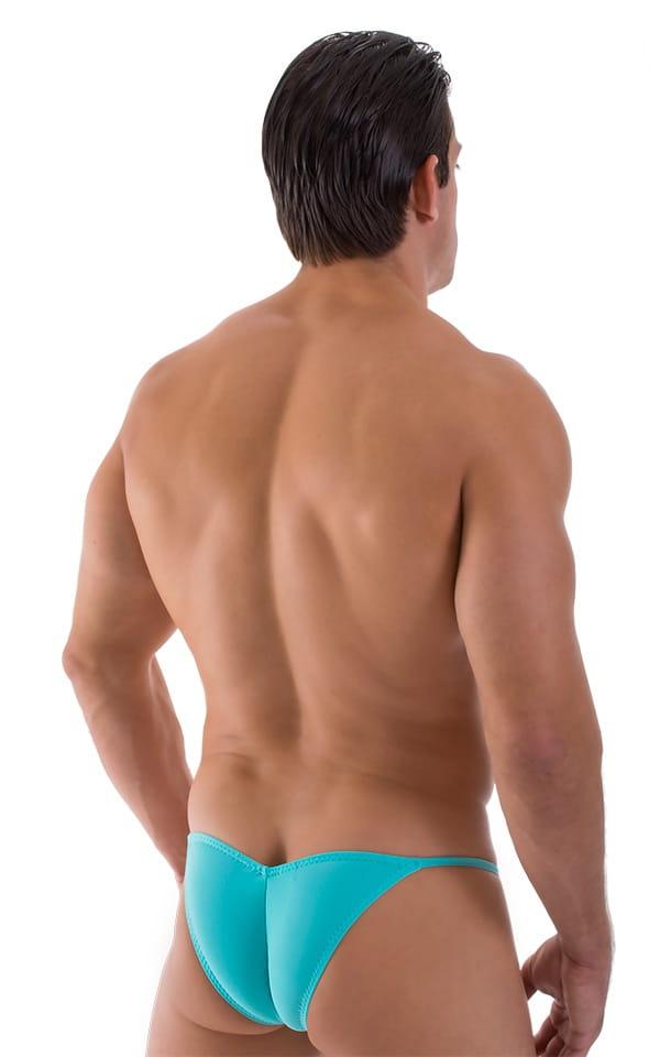 mens micro pouch bikini back
