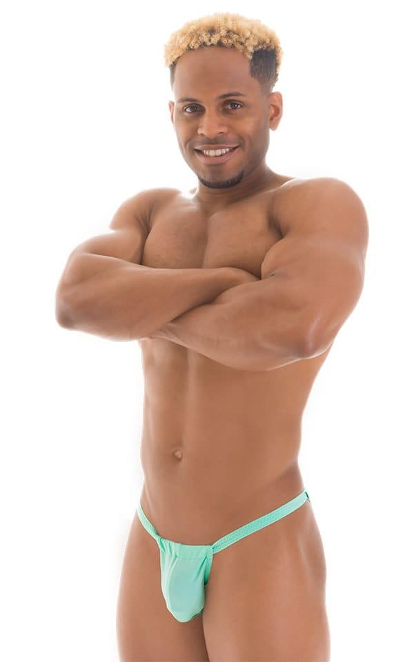 4-Way Adjustable Bikini-Tanga-Micro in Mint 1
