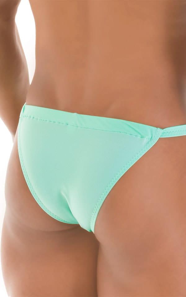 4-Way Adjustable Bikini-Tanga-Micro in Mint 4