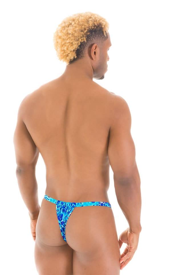 4-Way Adjustable Bikini-Tanga-Micro in New World Blue 6